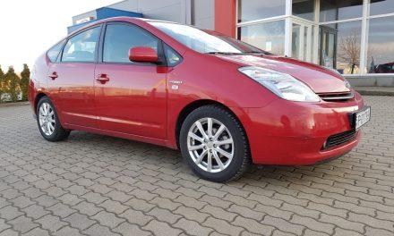 Toyota PriusII, szervizkönyv, 196ezer.km, 2008-Eladva